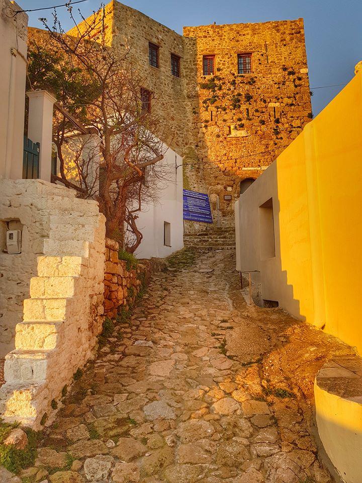 Castle, Skyros, Γ.Α.